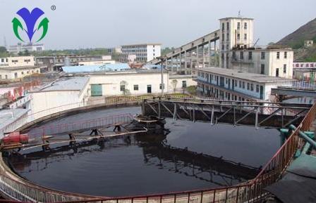 阳泉市某洗煤厂