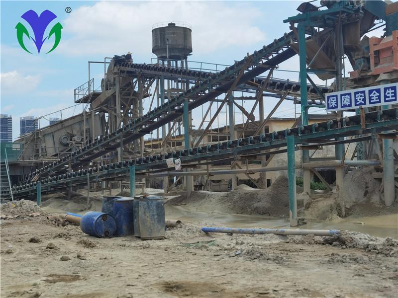 巴中市某洗沙厂